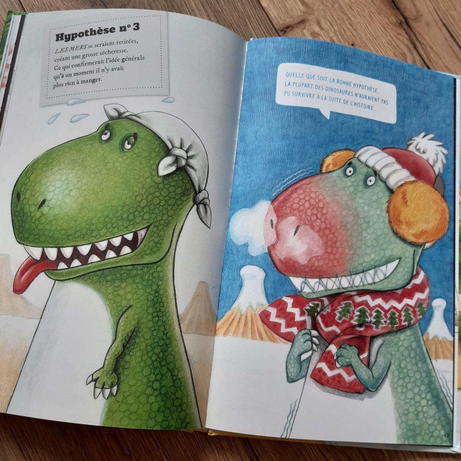 Une autre histoire de dinos