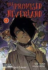 The promised Neverland - Tome 6 : B06-32