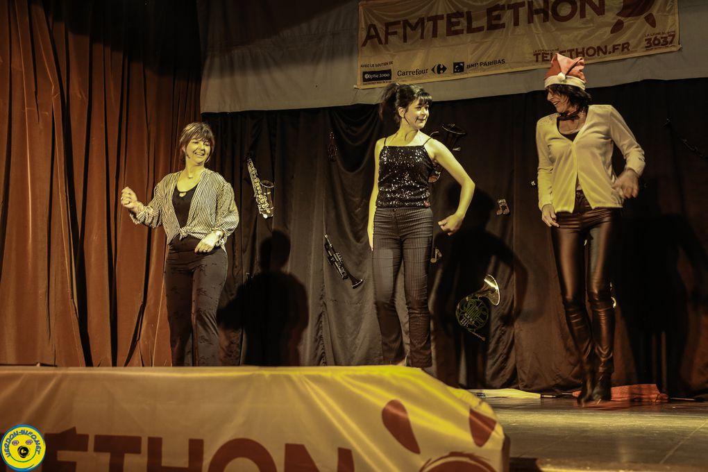 Téléthon St André les Alpes