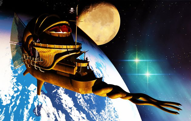 Chapitre 32 - Effendi dans l'espace