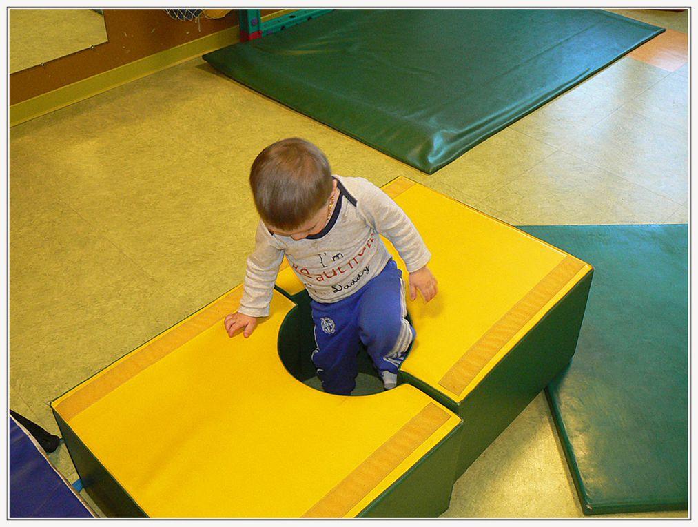 Saint André les Alpes : Bonne nouvelle pour les tout-petits : Ouverture de la baby gym