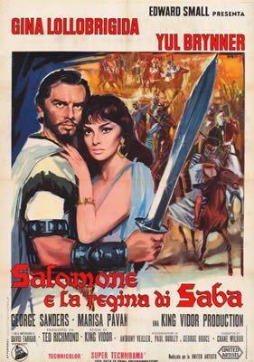 Salomon et la Reine de Saba de King Vidor