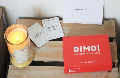Le jeu Dimoi édition pour couple