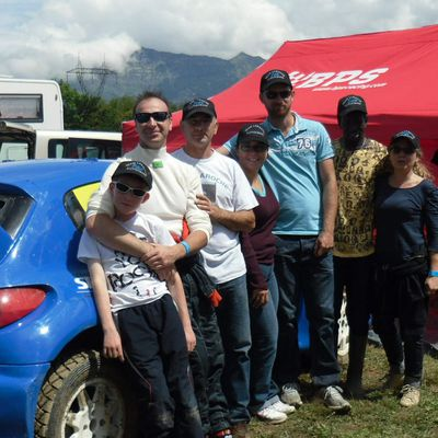 TEAM LAROCHE AUTOCROSS