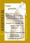 Journées du Patrimoine à Casseneuil