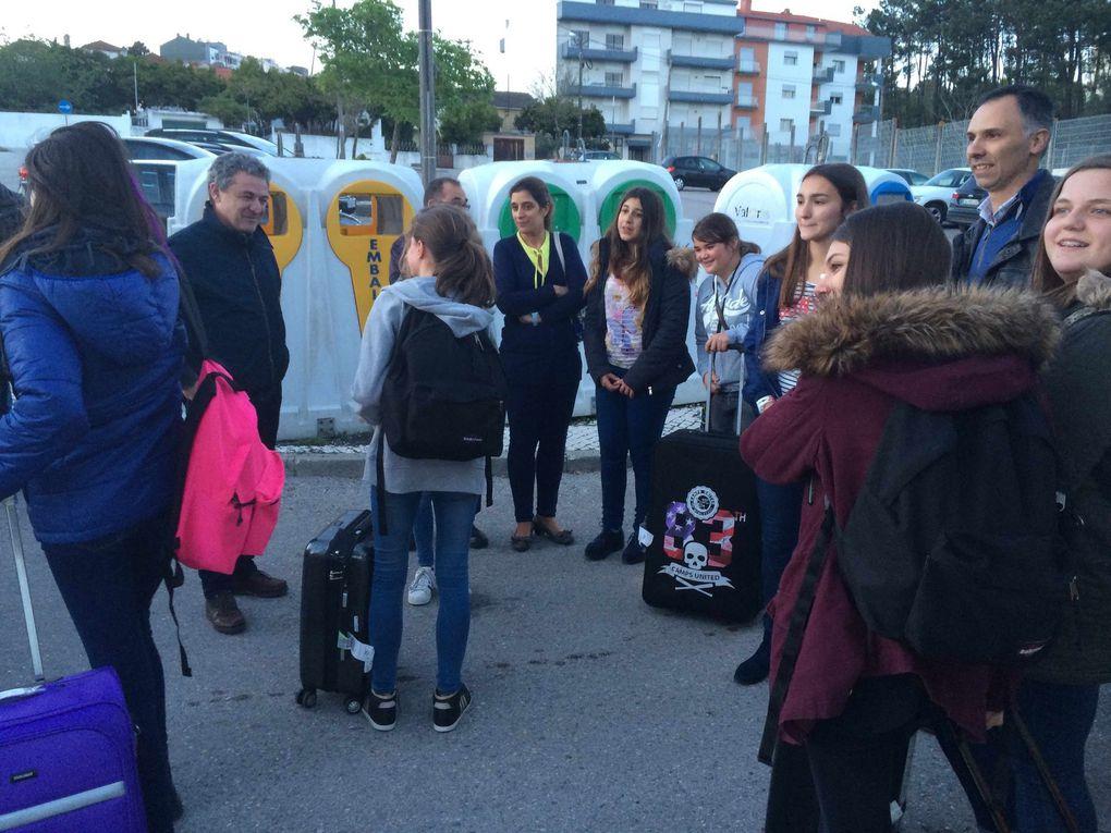 Le collège Boris Vian de Coudekerque Branche propose un nouveau séminaire en lien avec son projet Erasmus+ Body... cette fois nous voila au Portugal!