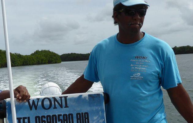 Promenade dans le Grand Cul de Sac Marin (Guadeloupe)