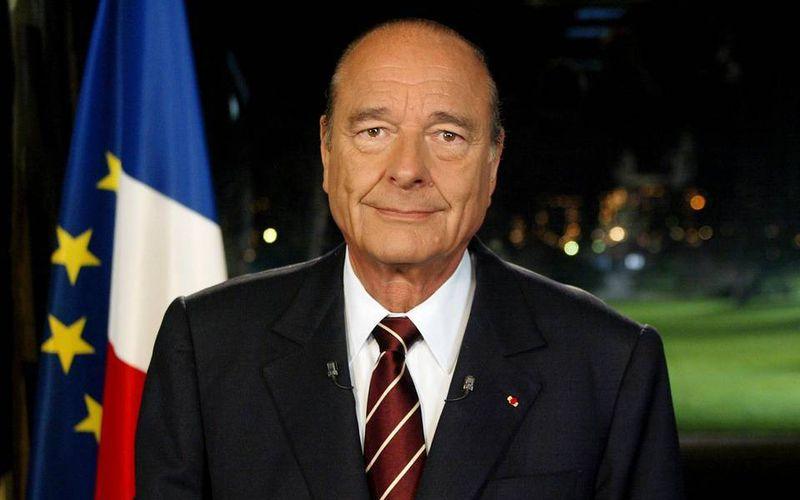 La Minute Historique : Jacques Chirac (1932-2019), un homme présidentiel.