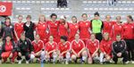 MENTON: TOURNOI INTERNATIONAL DE FOOTBALL FEMININ ANNIVERSAIRE / 40ème édition