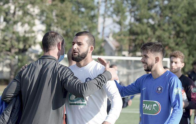Coupes à coeur pour Vénissieux FC