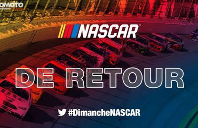 O'Reilly Auto Parts 253 (NASCAR, Daytona) en direct ce dimanche