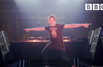 "Reportage BBC ""How DJ Tiesto took over the world"""