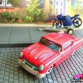 2K57 CHEVY GLO RIDER HOT WHEELS 1/64 MC DONALD'S - car-collector.net