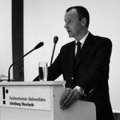 L'un des dirigeants du plus gros fonds d'investissement du monde pourrait prendre la suite d'Angela Merkel...
