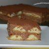 Tiramisu à la mousse au chocolat et mascarpone