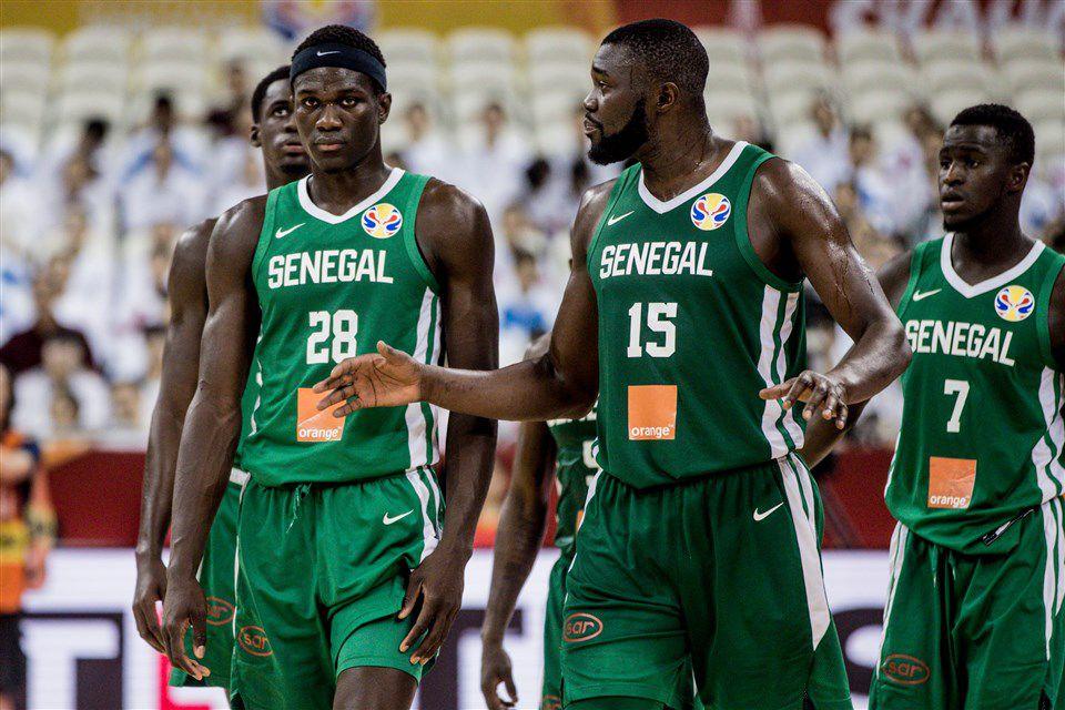 Revue d'équipe de FIBA Afrique pour l'AfroBasket 2021 : le Sénégal