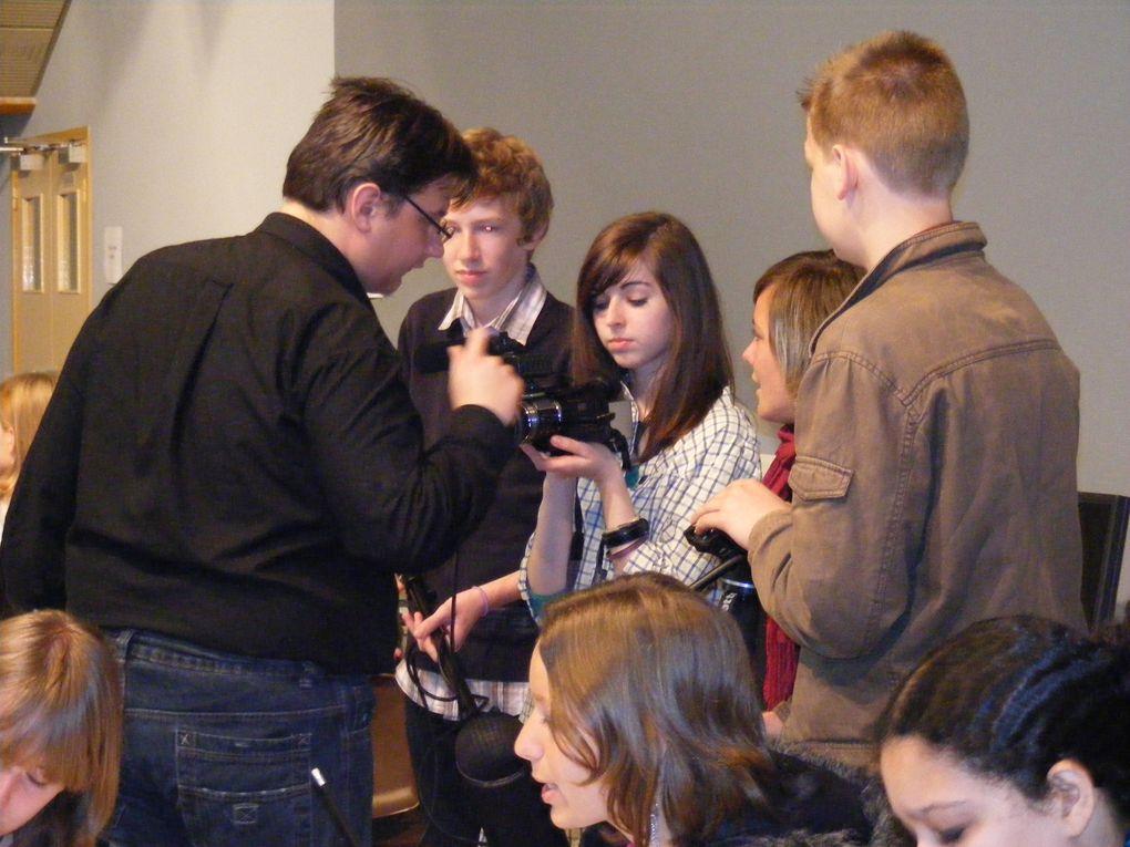 les professeurs-documentalistes du district de Béthune organisent un Forum de la Presse et des Médias les 12, 13 et 14 mai 2009 à la Maison du Parc de la Loisne à Beuvry (62). Cet événement permettra aux élèves de collèges et de lycées de d