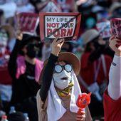 Corée du Sud: Des dizaines de milliers de femmes manifestent contre la «pornographie par caméra-espion»