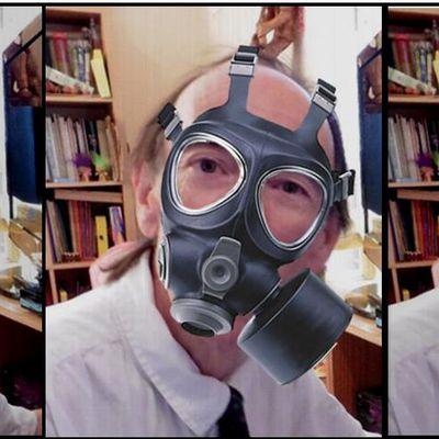 Mercredi 16 décembre 2020 : mon premier jour avec masque !
