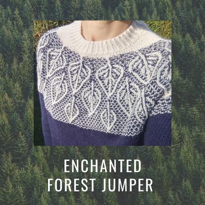 Enchanted Forest Jumper