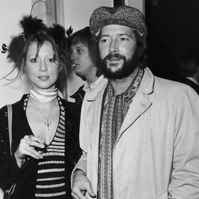 36 Years Ago: Eric Clapton Marries Pattie Boyd