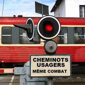 """SNCF - les cheminots CGT s'adressent aux USAGERS : """" Nous allons devoir nous battre ensemble """" ! - Commun COMMUNE [le blog d'El Diablo]"""