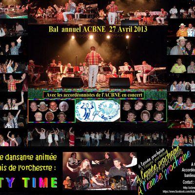 Bal de l'ACBNE 2013