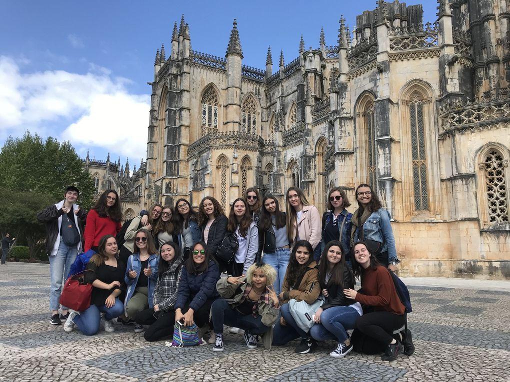 2D5 : Mobilité d'une semaine au Portugal
