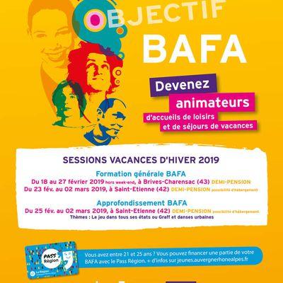 Stage BAFA à Brives Charensac