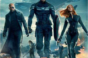 CAPTAIN AMERICA 2 : LE SOLDAT DE L'HIVER (Captain America: The Winter Soldier)