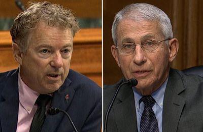 [Vidéo] Il a menti au Congrès : Le Sénateur Rand Paul annonce le renvoi de Fauci pour crime devant le ministère de la justice (LifeSiteNews)