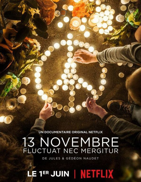 13 Novembre, on n'oublie pas // Fluctuat Nec Mergitur
