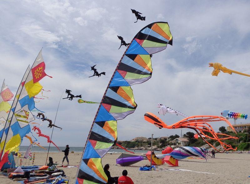 Festival du Cerf volant - Martigues
