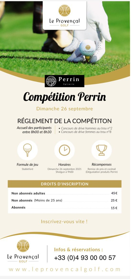 COMPETITION PERRIN