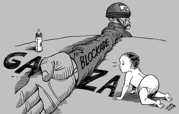 50 organisations humanitaires, non-gouvernementales et agences de l'ONU exigent la fin du blocus israélien sur la bande de Gaza