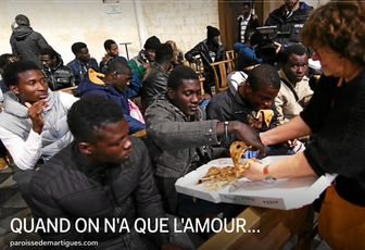 QUAND ON N'A QUE L'AMOUR...