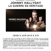 Johnny Hallyday - La guerre en héritage : document inédit le 6 juin sur C8. - Leblogtvnews.com