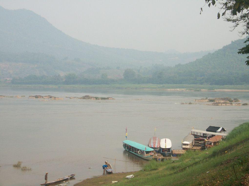 Thaïlande : Chiang khan un endroit sympa à visiter