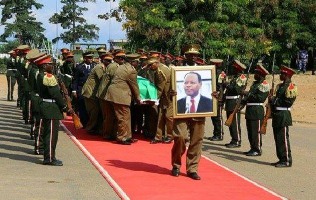Le parti de l'ancien Président Bagaza demande au gouvernement son immortalisation