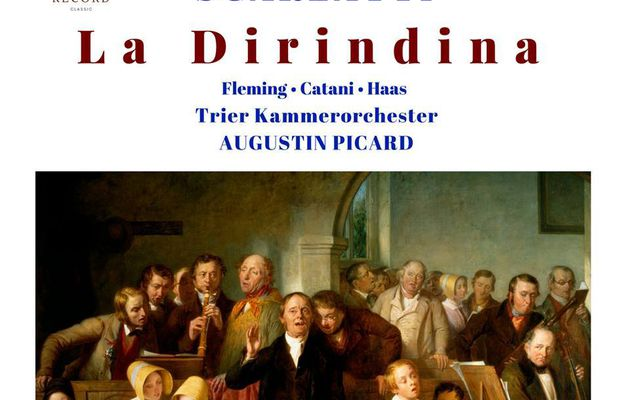 """A Review by Roger Norrington (ClassicNewMagazine) about """"La Dirindina"""" by Scarlatti"""