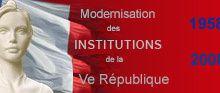 Réforme des institutions : la révolution n'a pas eu lieu