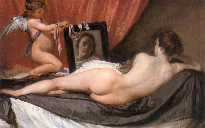 L'Apollon au miroir
