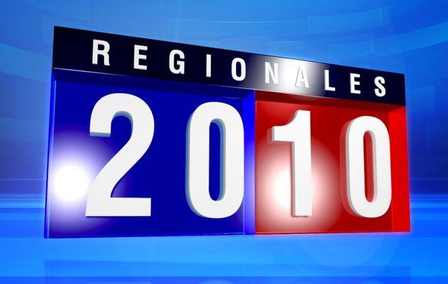 Régionales 2010 : Le 2e tour en direct