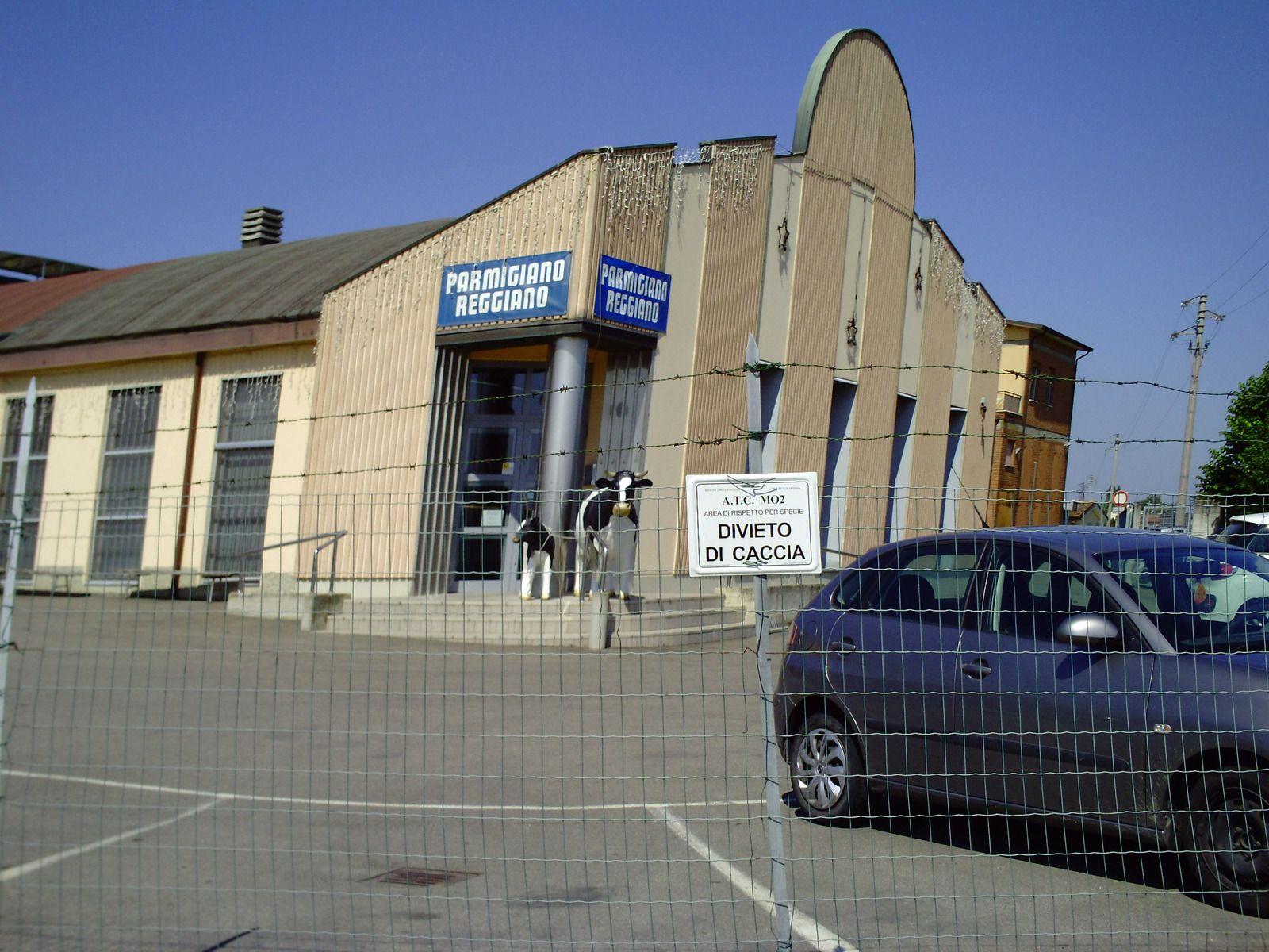 Goldwing Unsersbande - Périple Dolomites et Cinque terre : Modène et ses musées Enzo et Ferrari 11th day