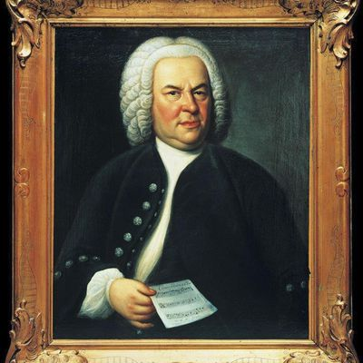 Jean Sébastien Bach bien sûr !