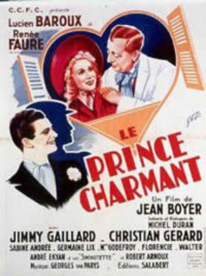 Le Prince charmant de Victor Tourjansky