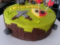 Gâteau Clash of Clans