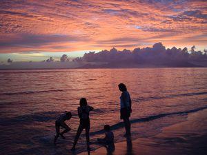 Tahiti en famille ~ Polynesie Française