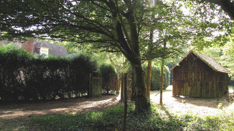 La Maison Forestière de la Faisanderie