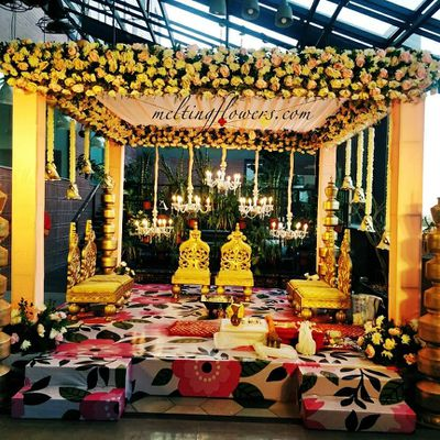 Best Wedding Decorators in Bangalore: Specializing In Mandap Decoration, Backdrop Decoration, And Ambience setting